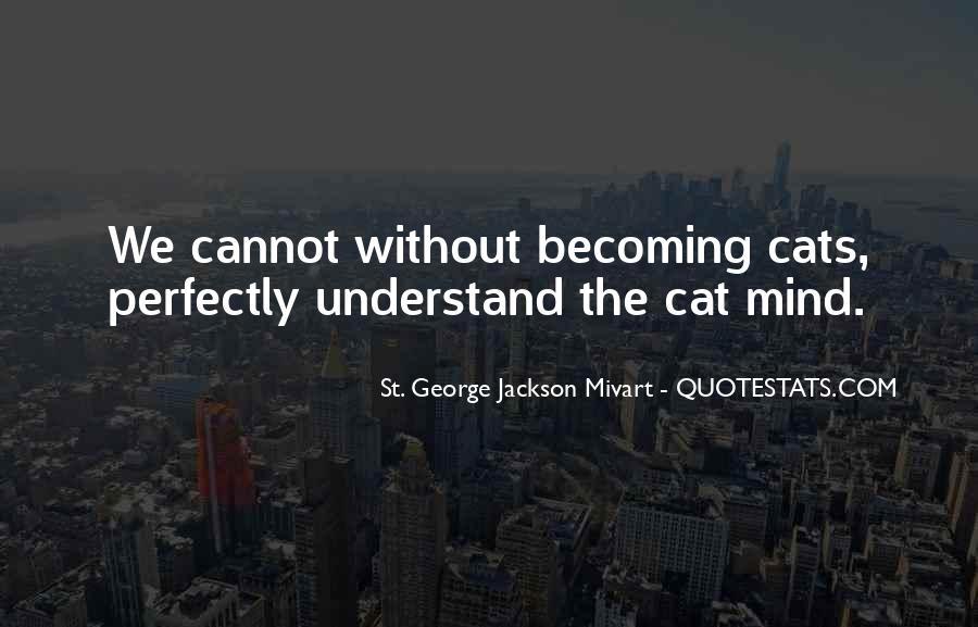 St. George Jackson Mivart Quotes #641394