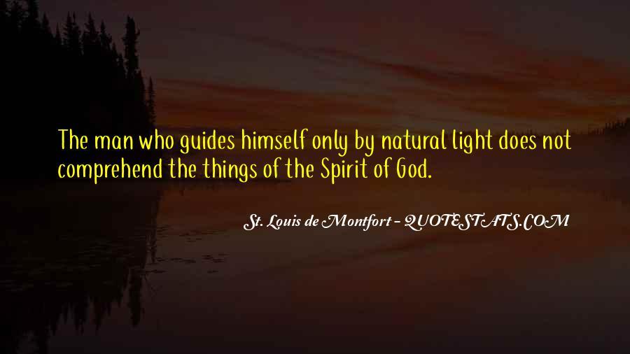 St. Louis De Montfort Quotes #162989