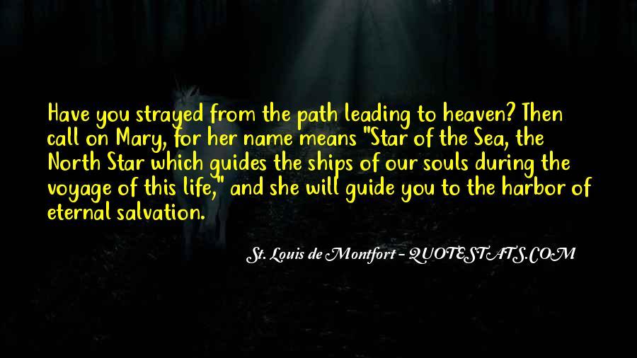 St. Louis De Montfort Quotes #1742369