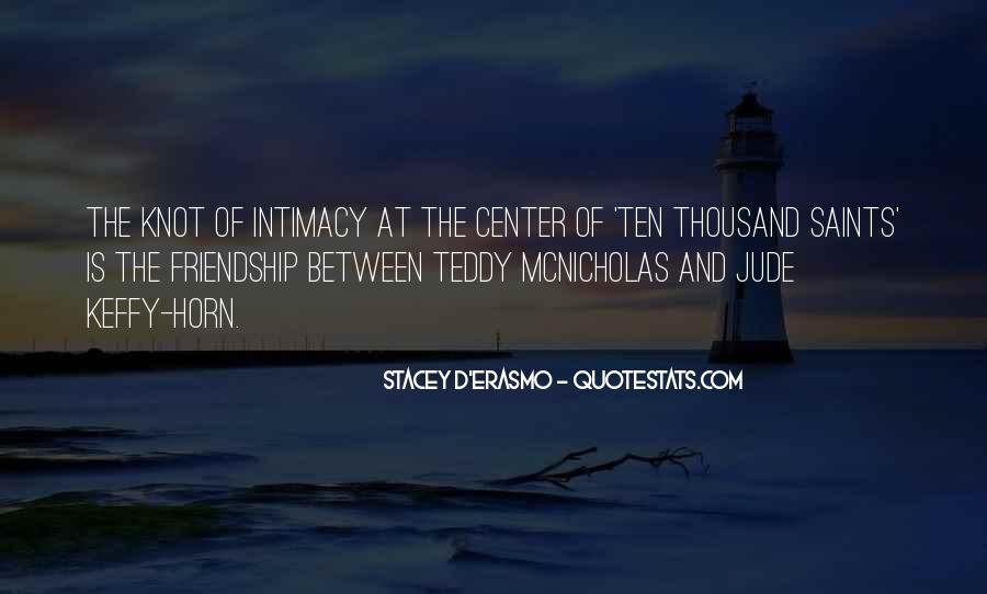 Stacey D'Erasmo Quotes #1027677