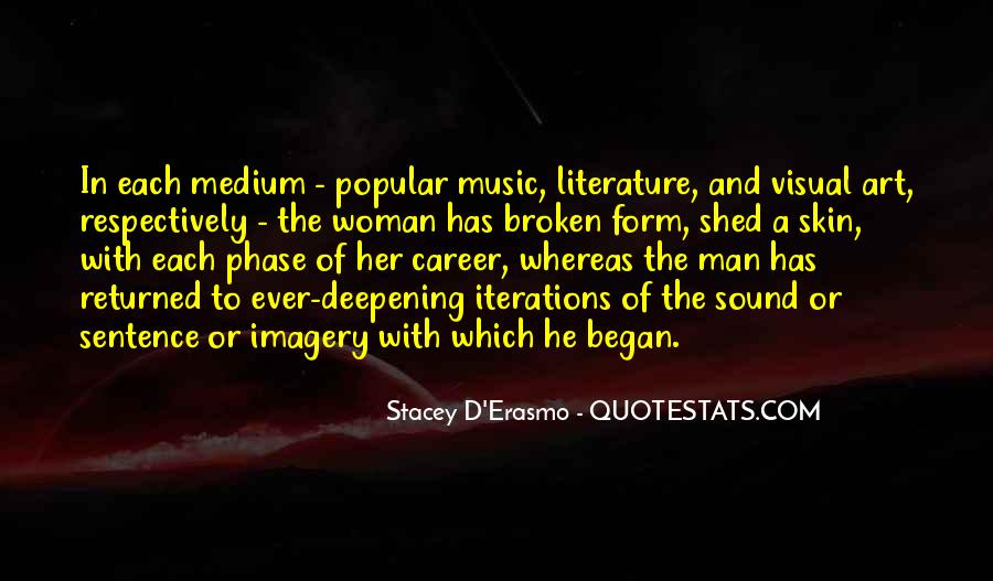 Stacey D'Erasmo Quotes #1092576