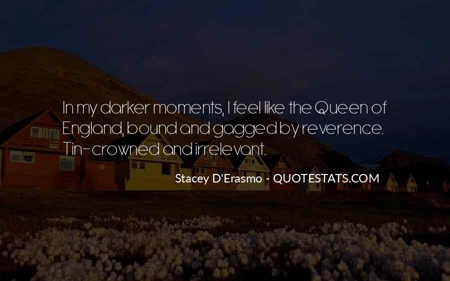 Stacey D'Erasmo Quotes #1256991