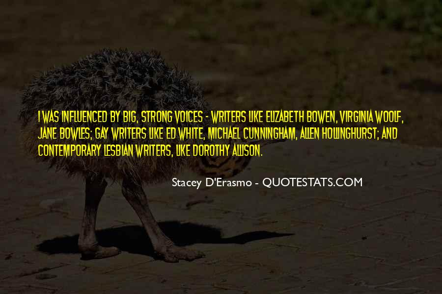 Stacey D'Erasmo Quotes #1727614