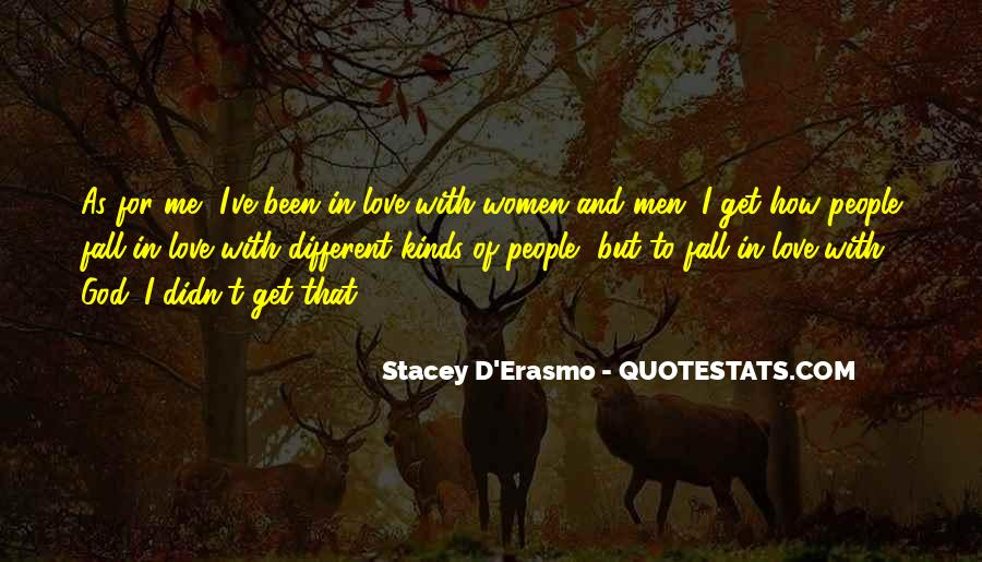 Stacey D'Erasmo Quotes #27028