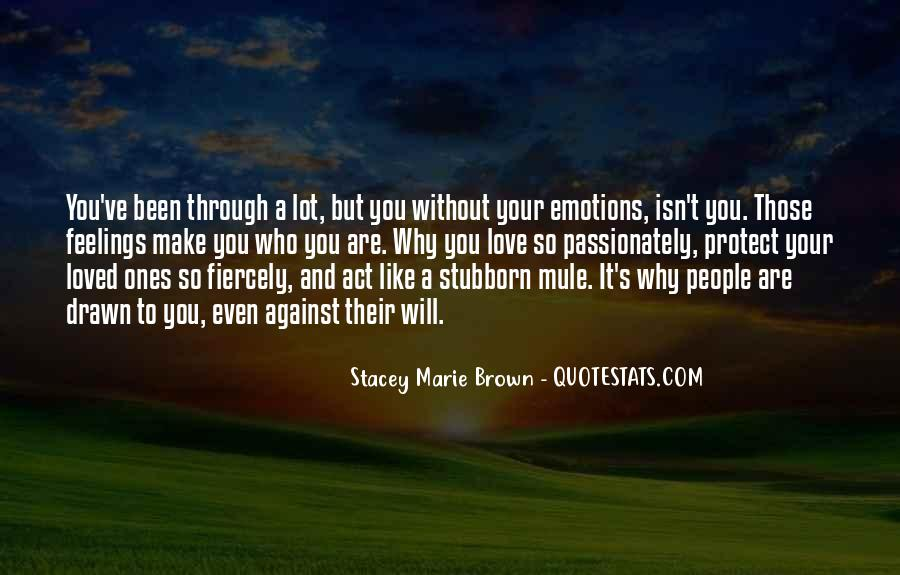 Stacey Marie Brown Quotes #1507673