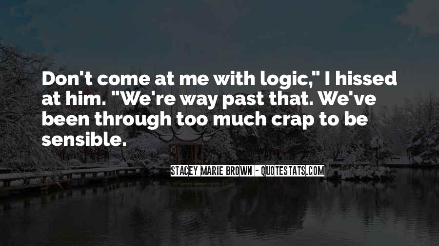 Stacey Marie Brown Quotes #1633925