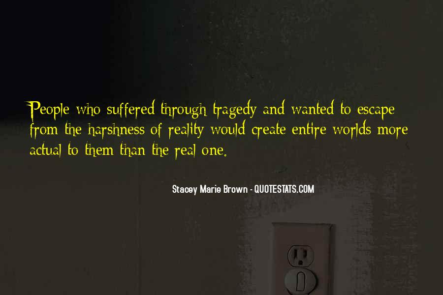 Stacey Marie Brown Quotes #729156