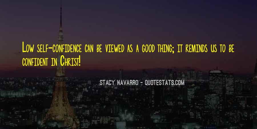 Stacy Navarro Quotes #741820