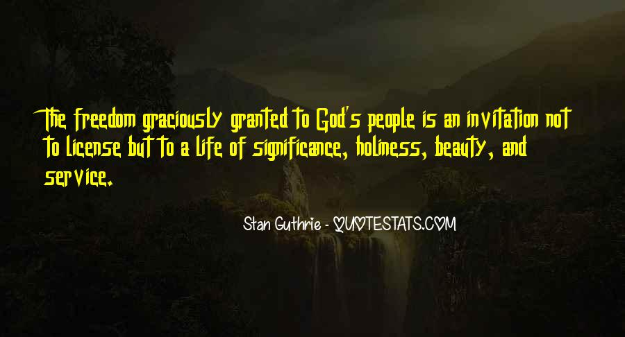 Stan Guthrie Quotes #1481148