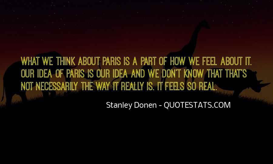 Stanley Donen Quotes #1757757