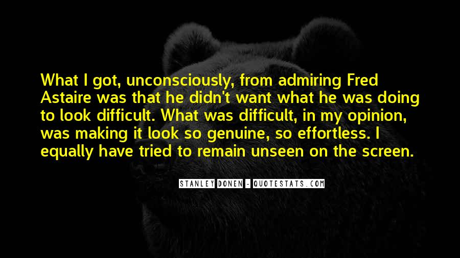 Stanley Donen Quotes #311859