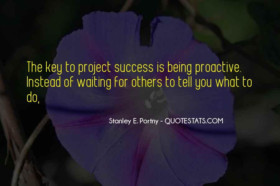 Stanley E. Portny Quotes #1798487