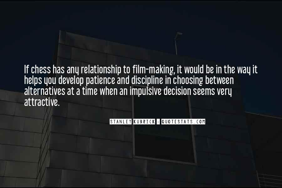 Stanley Kubrick Quotes #1231414