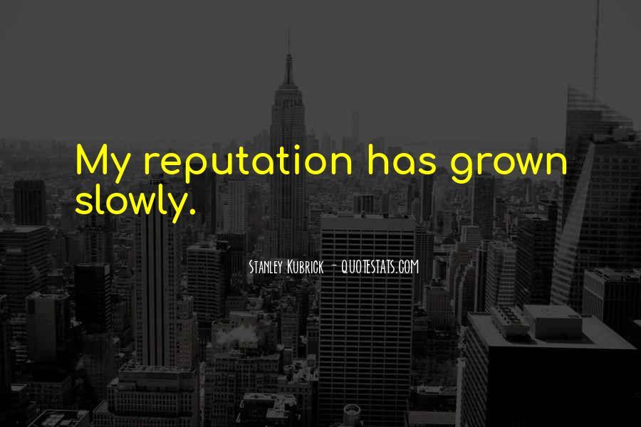 Stanley Kubrick Quotes #1599831