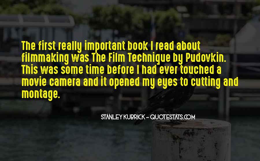Stanley Kubrick Quotes #1817799