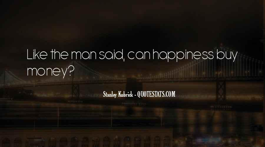 Stanley Kubrick Quotes #308402