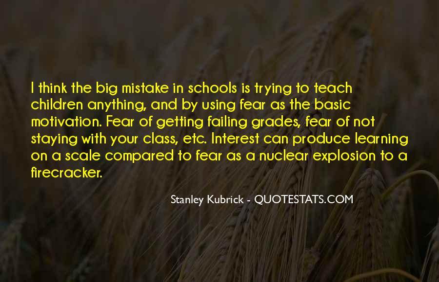 Stanley Kubrick Quotes #460129