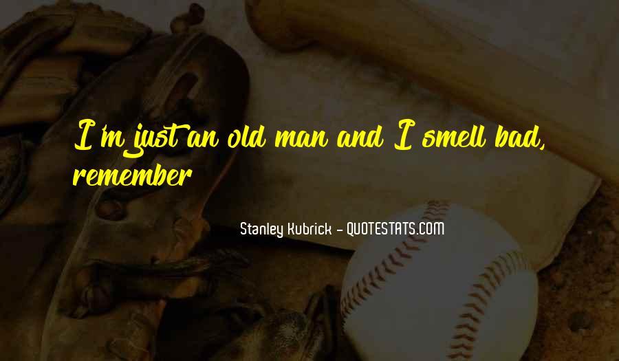 Stanley Kubrick Quotes #538685