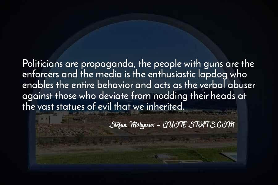 Stefan Molyneux Quotes #452679