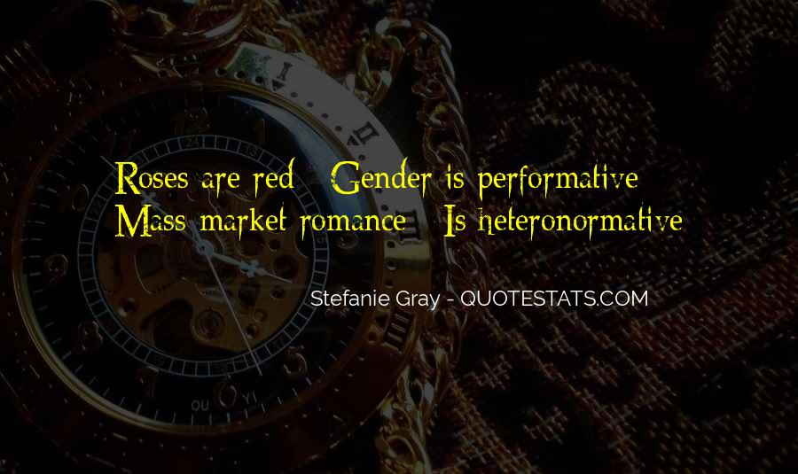 Stefanie Gray Quotes #1705057