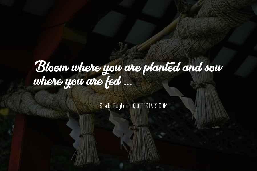 Stella Payton Quotes #1185215