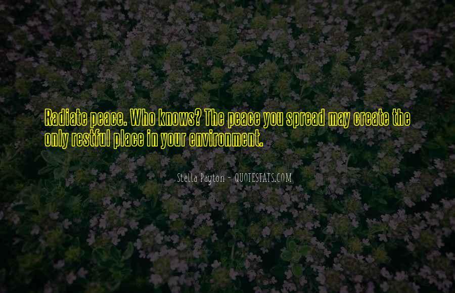 Stella Payton Quotes #1661754