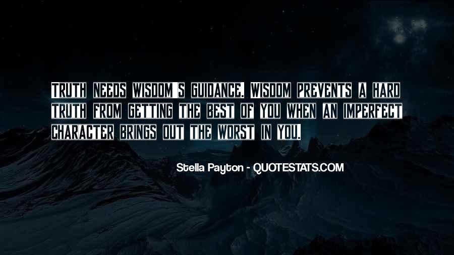 Stella Payton Quotes #300617