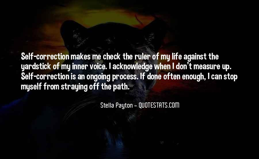 Stella Payton Quotes #384671
