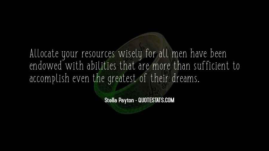 Stella Payton Quotes #666565