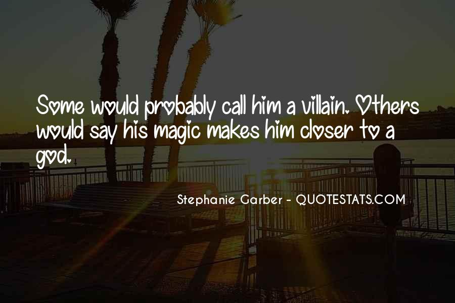 Stephanie Garber Quotes #1003075