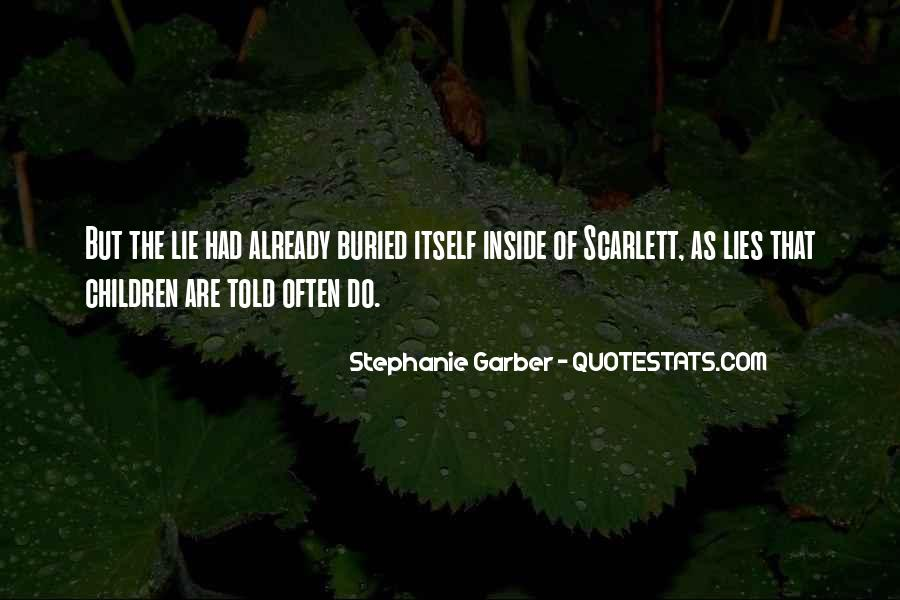 Stephanie Garber Quotes #1739397