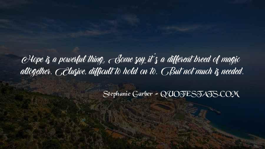 Stephanie Garber Quotes #266885