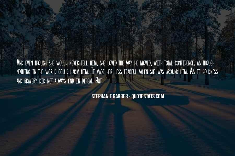 Stephanie Garber Quotes #464885