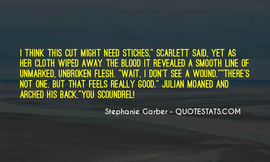 Stephanie Garber Quotes #614826