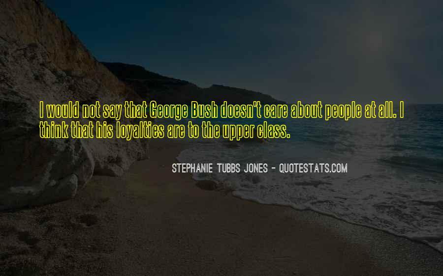 Stephanie Tubbs Jones Quotes #1194293