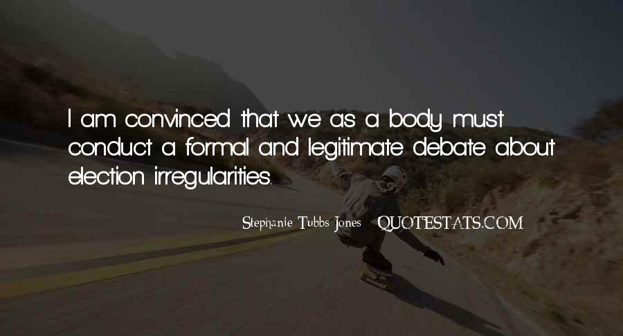 Stephanie Tubbs Jones Quotes #1514608