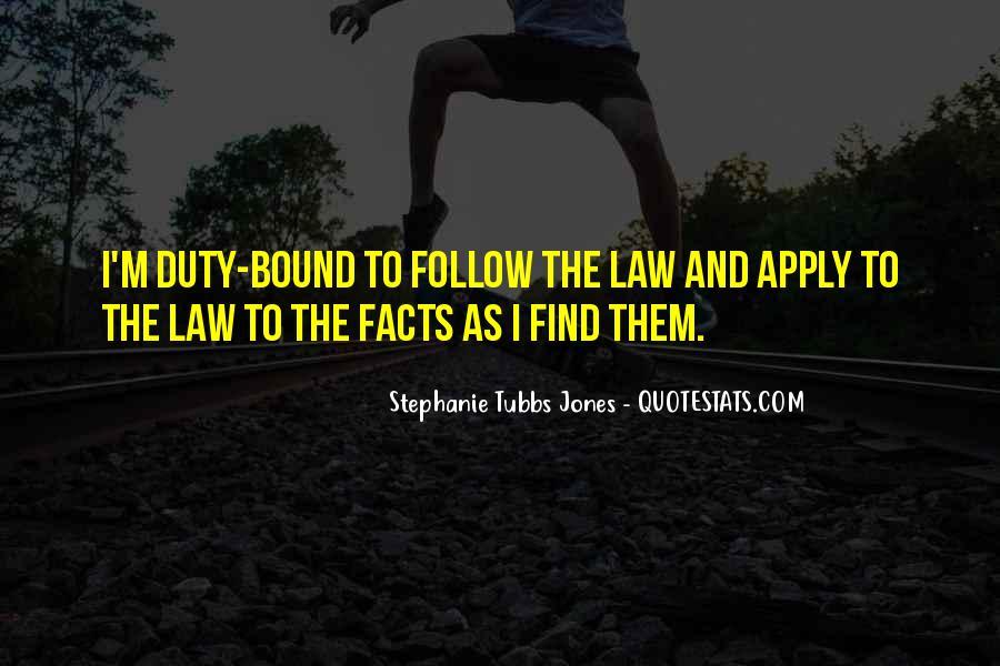 Stephanie Tubbs Jones Quotes #1697249