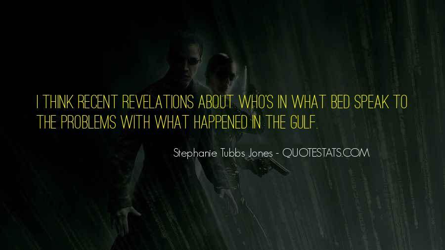 Stephanie Tubbs Jones Quotes #674015