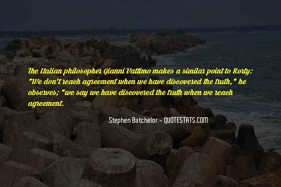 Stephen Batchelor Quotes #104317