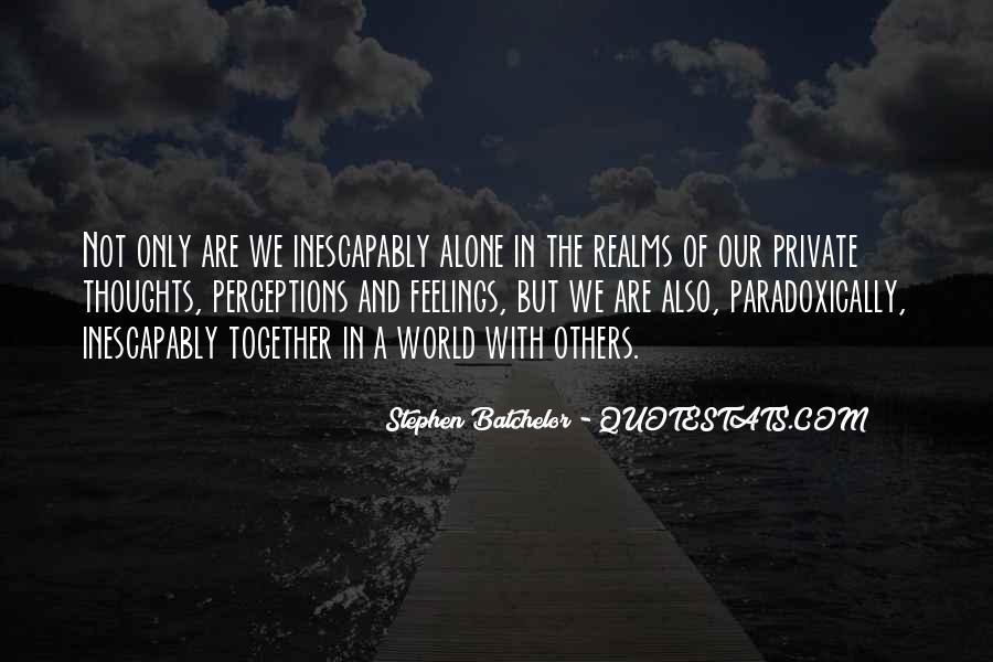 Stephen Batchelor Quotes #1404632