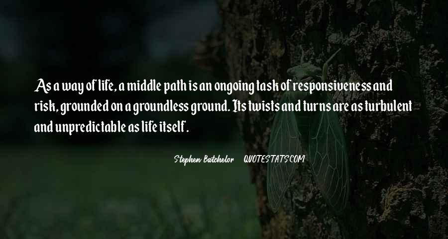 Stephen Batchelor Quotes #1585170