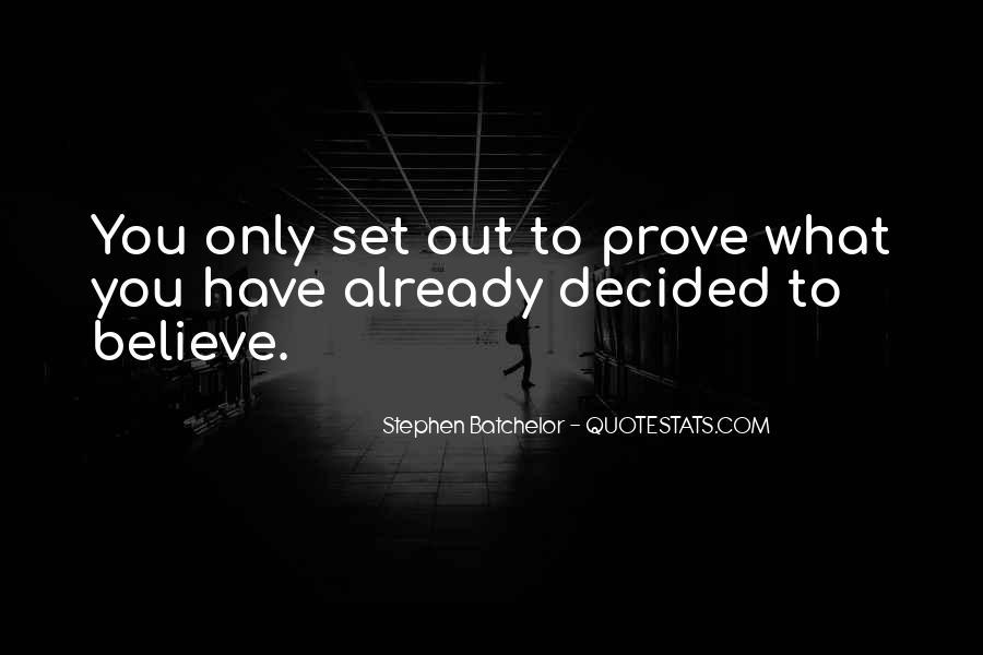 Stephen Batchelor Quotes #1856196