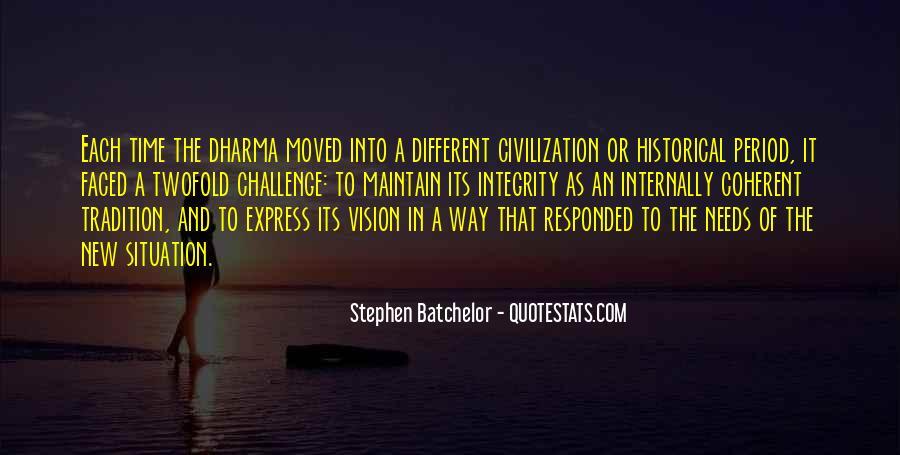 Stephen Batchelor Quotes #1858919