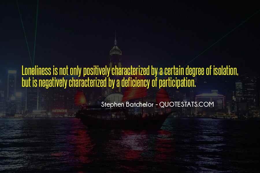 Stephen Batchelor Quotes #405279