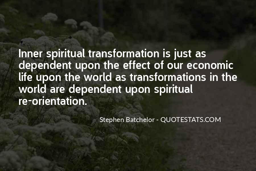 Stephen Batchelor Quotes #435570