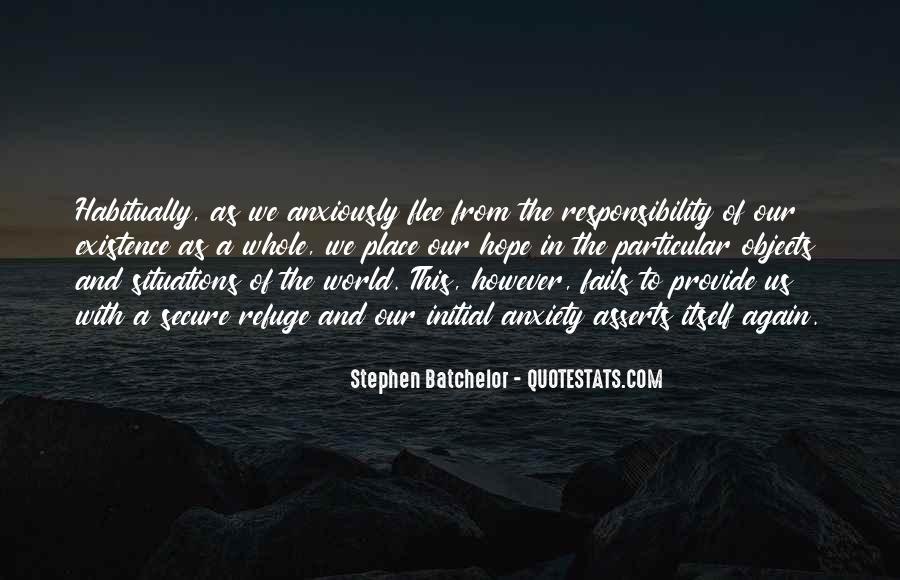 Stephen Batchelor Quotes #525294
