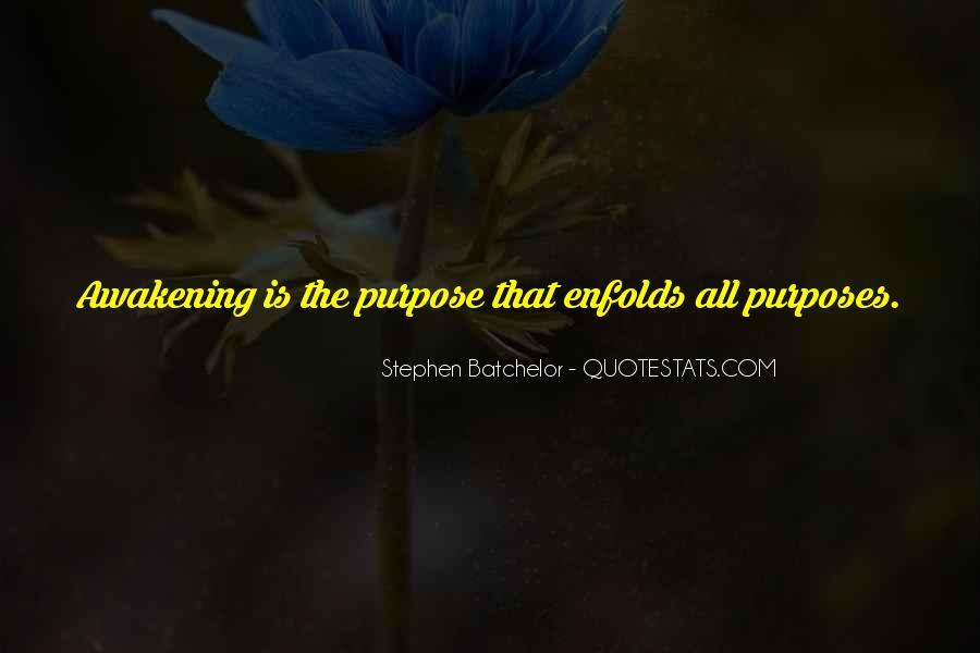 Stephen Batchelor Quotes #656009