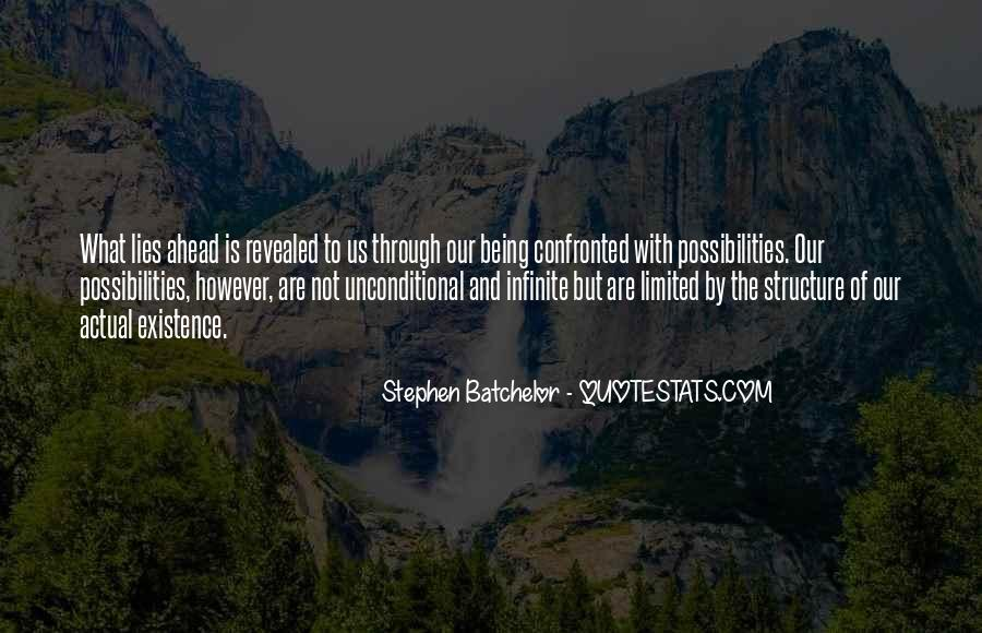 Stephen Batchelor Quotes #941762