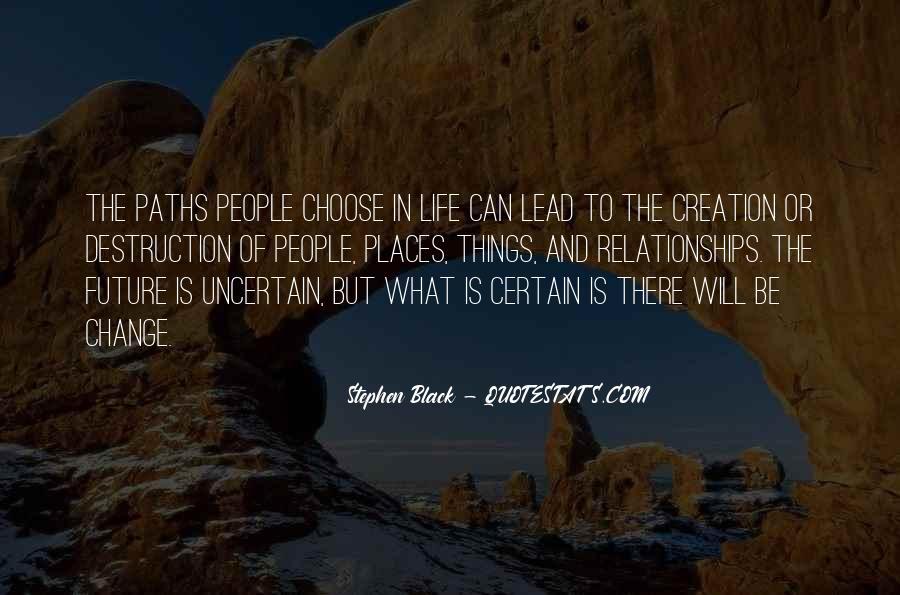 Stephen Black Quotes #1831898