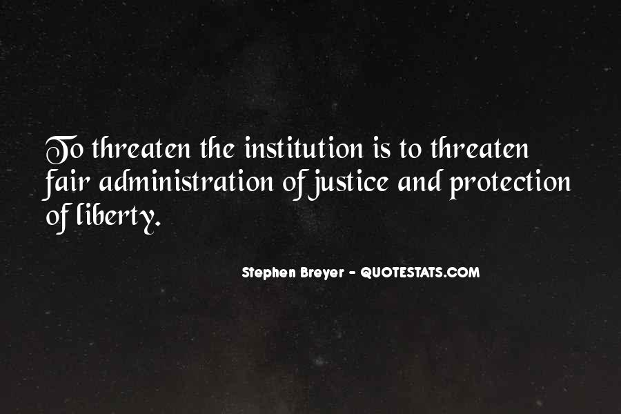 Stephen Breyer Quotes #1249785